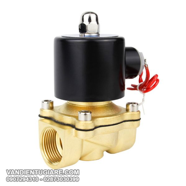 Electric 2W Solenoid Valve